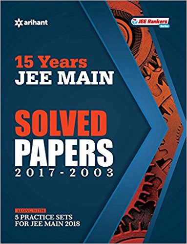 15 Years Solved Papers JEE Main